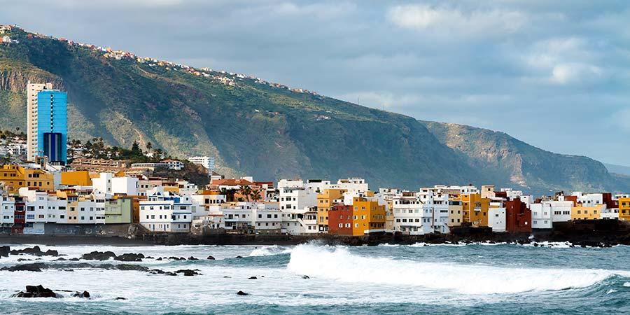 Población Islas Canarias